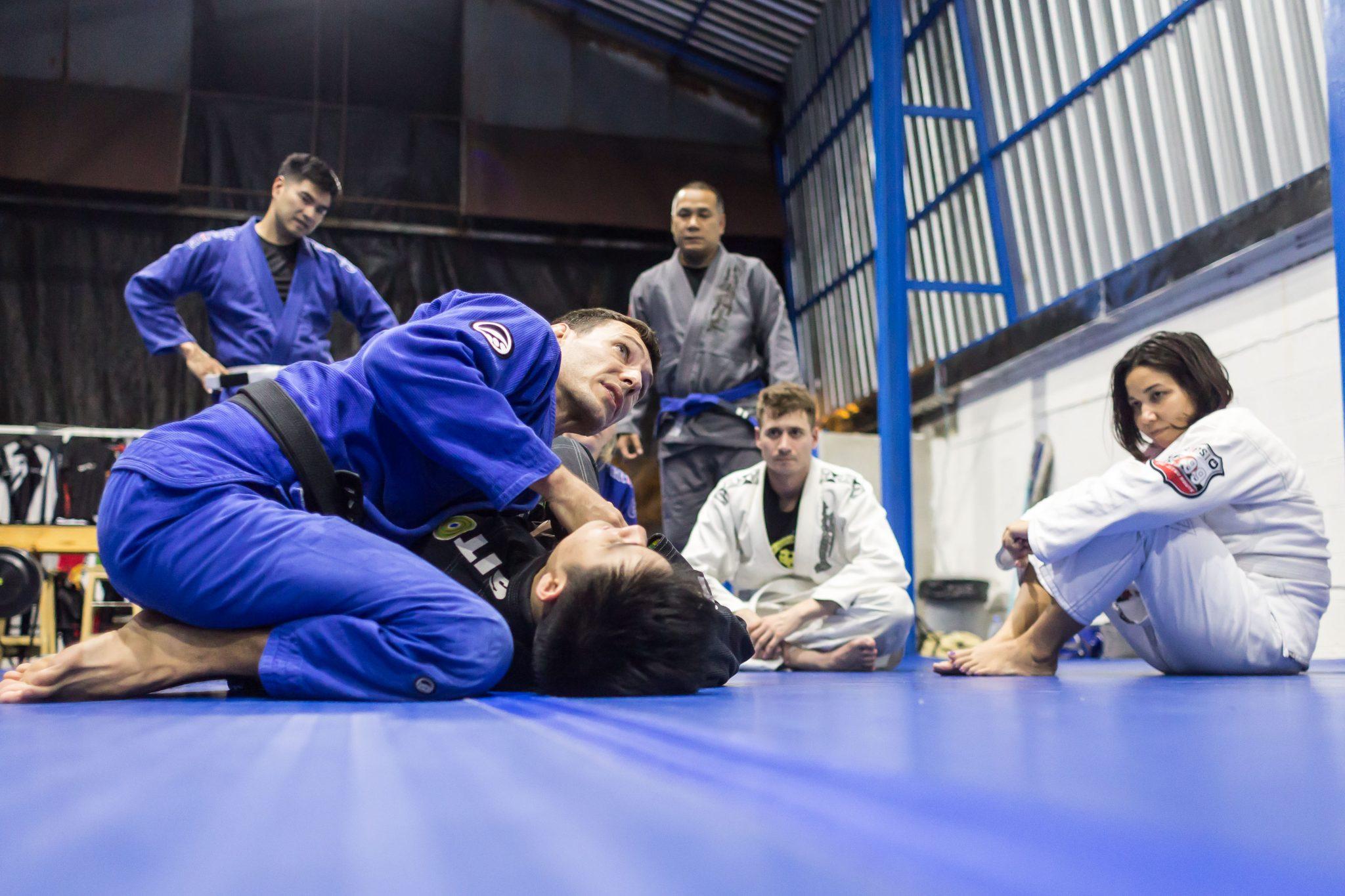 Brazilian Jiu-Jitsu (BJJ) - BangkokFightLab